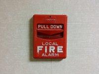 alarm przeciwpożarowy