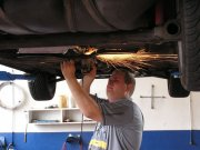 Naprawa samochodu