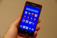 Smartfon w dłoni