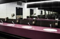 publiczna toaleta wewnątrz