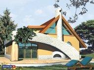 projekt domku jednorodzinnego